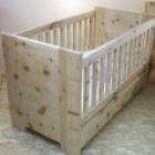 Zirbenbett Kinderbett