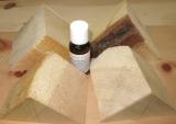 Bio-Zirbenöl 20 ml+6 Zirbenholzstücke = Duftset