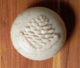 Zirben-Schafmilch-Seife Ovis rund 110 gr